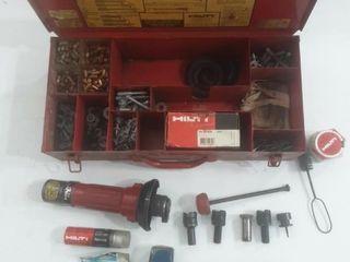Hilti DX-500 safe piston drive tool.