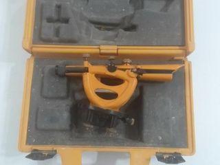 Berger instruments model 200 survey scope