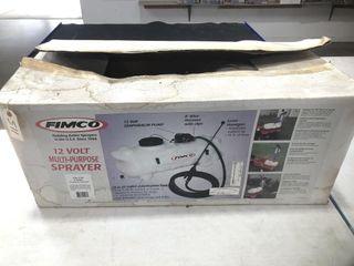 Fimco 12V Multi Purpose Sprayer