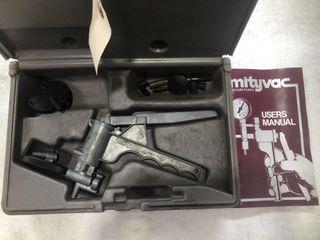 Silverline Mityvac Vacuum Pump