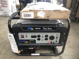 Quipall 4500DF Dual Fuel Portable Generator