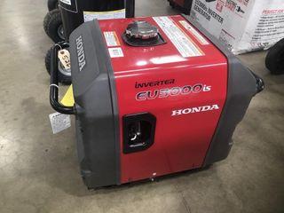 Honda EU3000IS Quiet-Running Generator / Inverter