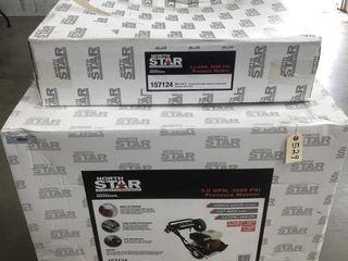 North Star 3600 PSI Pressure Washer & Accessories