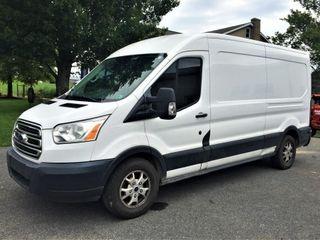 2015 Ford Transit Diesel Van
