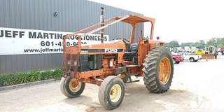 1992 FORD 6640 TRACTOR SN: BD24072