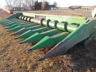 Harvesters - Headers - Row Crop JOHN DEERE 1253A