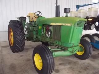 Tractors - 100 HP to 174 HP 1967 JOHN DEERE 4020 4
