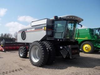 Harvesters - Combines 2003 GLEANER R65 41686