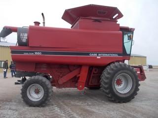 Harvesters - Combines 1991 CASE IH 1660 41655