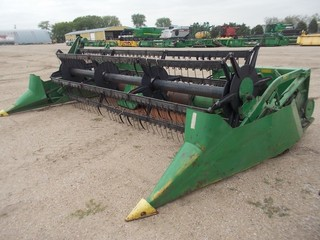 Harvesters - Headers - Platform JOHN DEERE 216 40