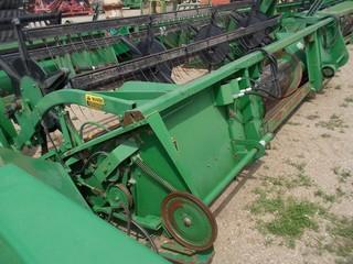Harvesters - Headers - Platform JOHN DEERE 216 41
