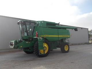 Harvesters - Combines 2001 JOHN DEERE 9750 STS 417