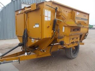 Equipment - Feed/Mixer Wagon KNIGHT 3025 41663