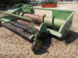 Harvesters - Headers - Platform JOHN DEERE 220 41