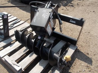 LOWE post hole auger 37757
