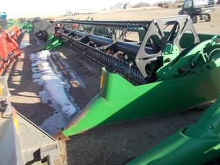 Harvesters - Headers - Platform JOHN DEERE 925 41