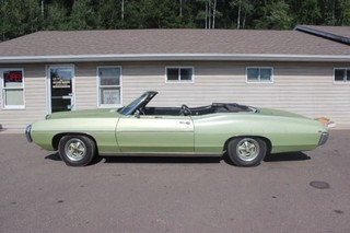 1969 Pontiac Catalina CAR - convertible