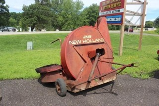 New Holland #28 Silo Blower