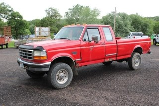 1997 Ford F250 HD Diesel - Transmission Issue