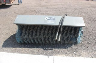 Quick Attach 6' skidloader broom