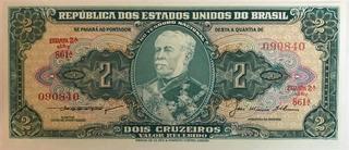 Brazil P-157A Unc. Banknote