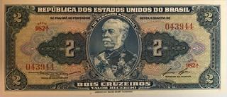 Brazil P-151 Unc. Banknote