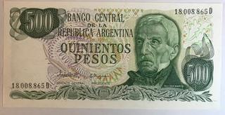 Argentina P-303 Unc. Banknote