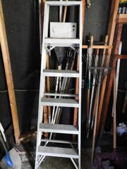 Keller 6 foot stepping ladder
