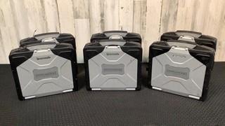 (qty - 6) Panasonic ToughBooks-