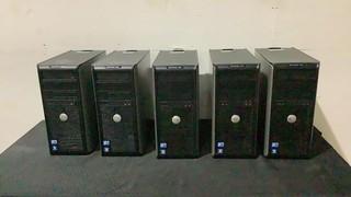 (qty - 5) Dell CPU's-