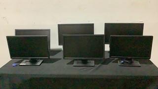 (qty - 6) Monitors-
