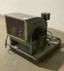 BarryBlower Industrial Fan 165 VCR. BI CW