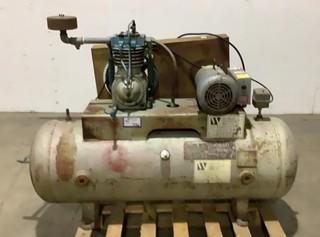 80 Gal Woodward Air Compressor-