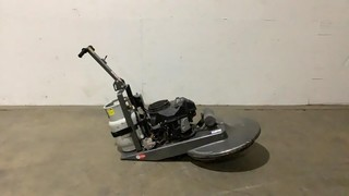 Propane Powered Floor Buffer-