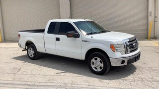2010 Ford F-150 XLT 2WD