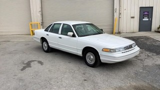 1997 Ford Crown Victoria Police Interceptor