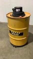Shop-Vac Barrel Vacuum 115 Volts 3 Hp