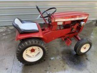 Amigo Garden Tractor