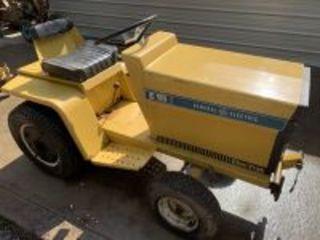 GE E15 Garden Tractor w/ Mower Deck