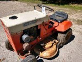 Jacobsen 700 Lawn Tractor