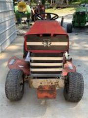Massey-Ferguson 8 Garden Tractor