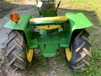 John Deere High Crop Conversion Lawn Tractor