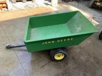 John Deere 50 Lawn and Garden Dump Cart