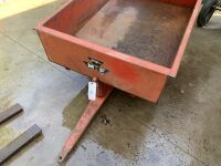 Massey-Ferguson Dump Cart