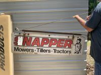 Snapper Mowers, Tillers, Tractors Tin Sign
