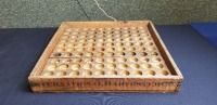 International Harvester wooden seed sorting (?) tray