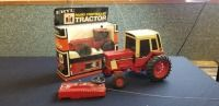 Various Scales Ertl International (2)-radio control tractors