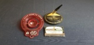 International Harvester (3)-Nebraska dealer promotional items