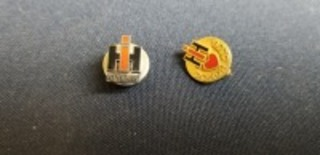 International Harvester (2)-pins