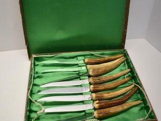 Bone Handled Steak Knives